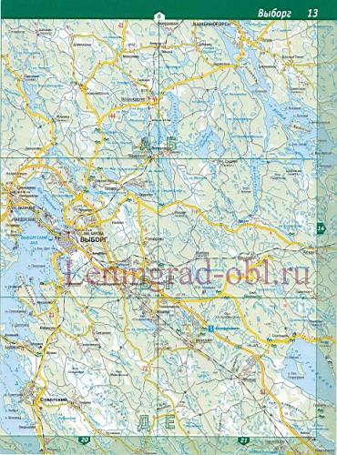 Топографическая Карта Кузнечное