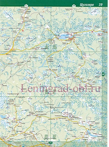 Петрова гора ленинградская область